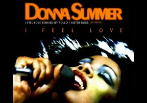 Donna Summer - I Feel Love ('95 Remix)