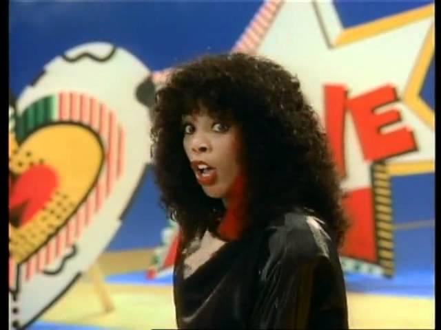 Donna Summer – Love Is In Control
