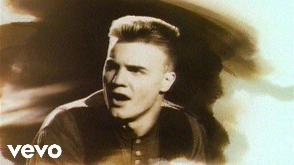 Take That – A Million Love Songs