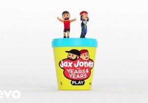 Jax Jones, Years & Years - Play (Visualiser)