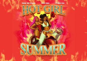 Megan Thee Stallion - Hot Girl Summer ft. Nicki Minaj & Ty Dolla $ign