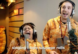 I Love Sausage Rolls (Official Music Video) - LadBaby