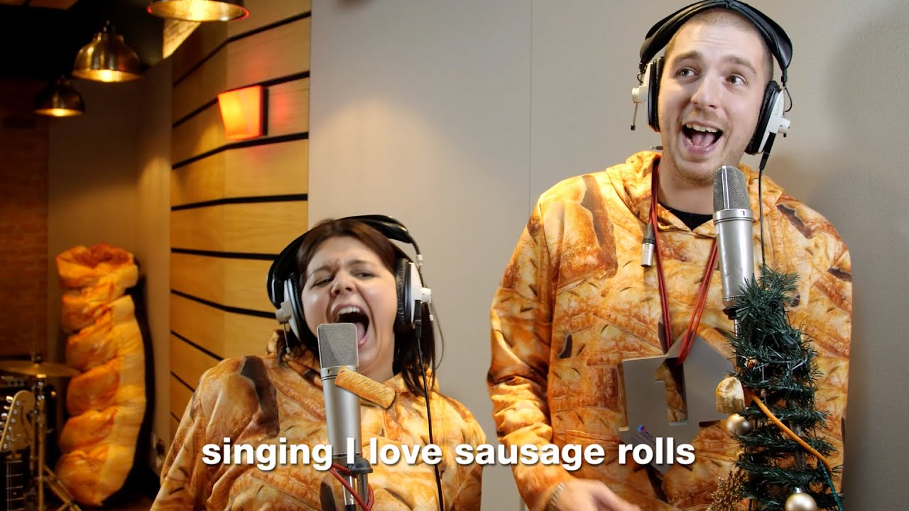LadBaby – I Love Sausage Rolls