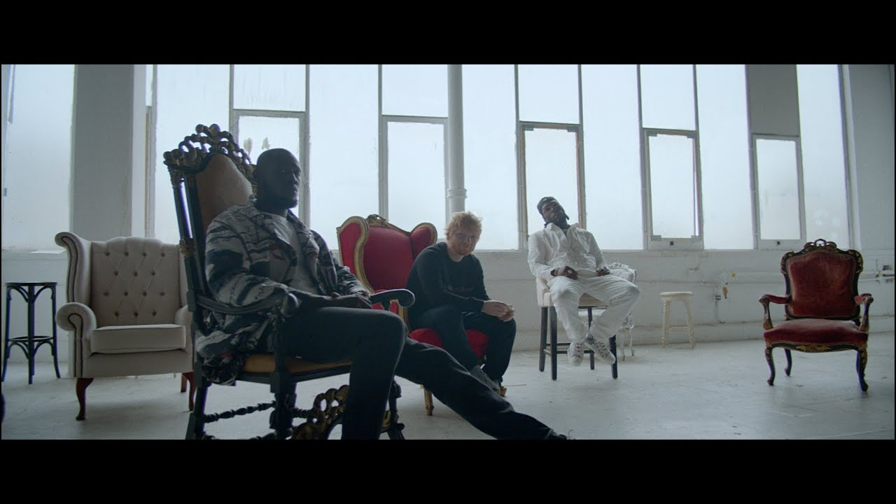 STORMZY (feat. ED Sheeran & Burna Boy) – Own It