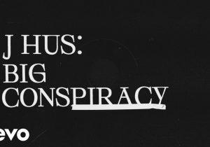 J Hus - Big Conspiracy (Official Audio) ft. iceè tgm