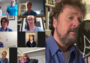 You'll Never Walk Alone - Captain Tom Moore, Michael Ball & The NHS Voices of Care Choir