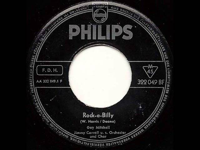 "Guy Mitchell ""Rock-A-Billy"""