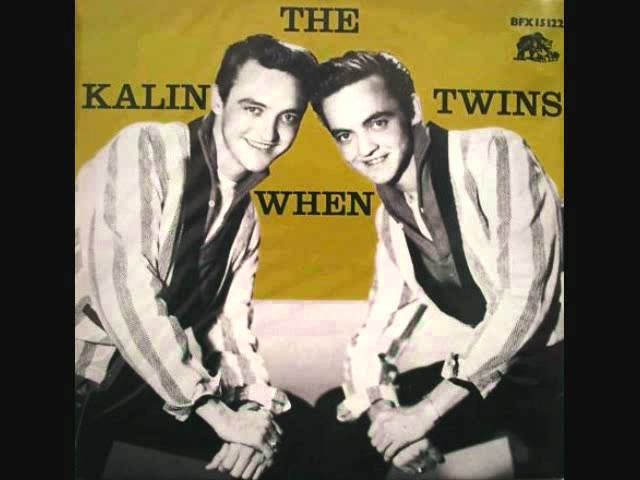 The Kalin Twins – When
