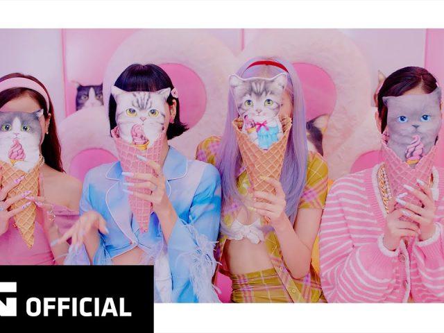 BLACKPINK (with Selena Gomez) – Ice Cream