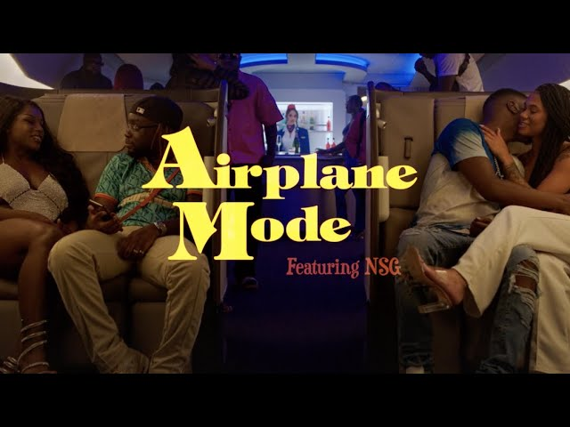 Nines (feat NSG) – Airplane Mode