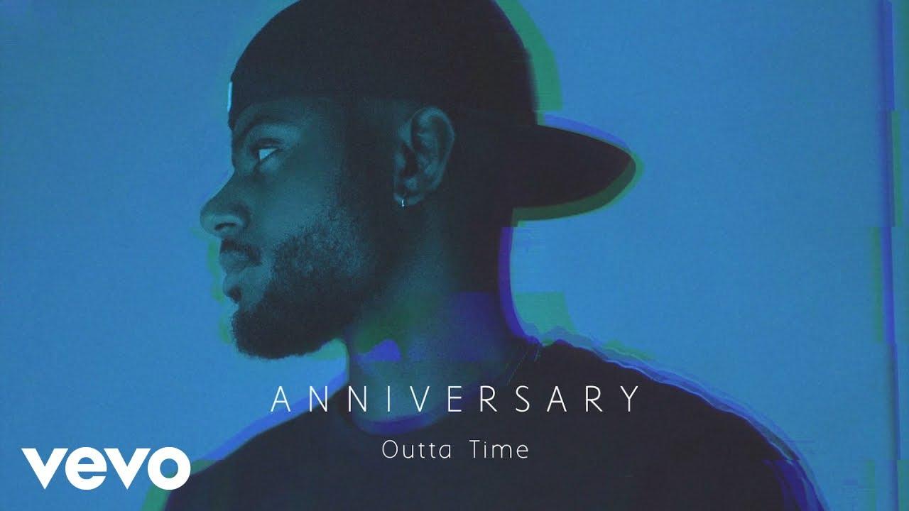 Bryson Tiller - Outta Time (Visualizer) ft. Drake