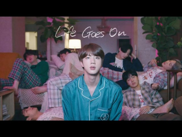 BTS – Life Goes On
