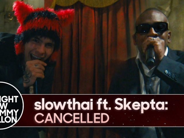 Slowthai (feat. Skepta) – Cancelled